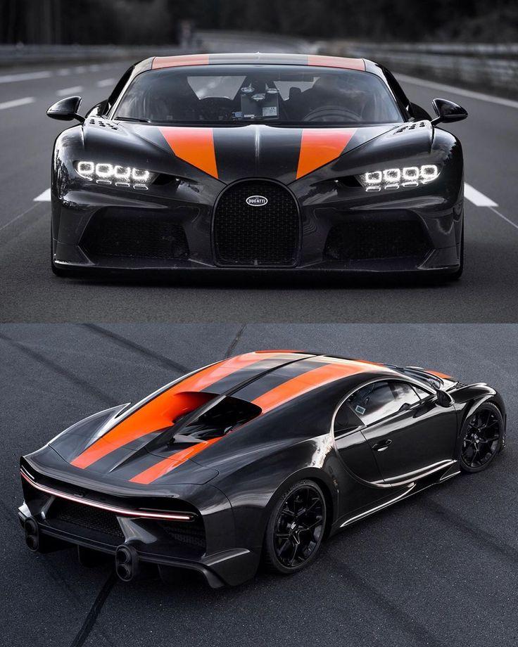 Bugatti Chiron Super Sport 300+ Prototype bugattichiron