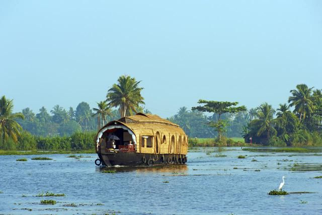 Hiring a traditional Kerala houseboat and exploring the backwaters is a quintessential Kerala experience. Here's what you need to know about it.