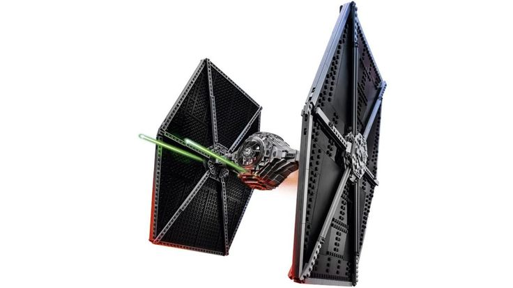 LEGO Star Wars 75095 Tie Fighter Building Kit is one of our http://top10toysforchristmas2016.com