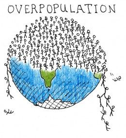 Human Overpopulation: Causes, effects, and possible solutions