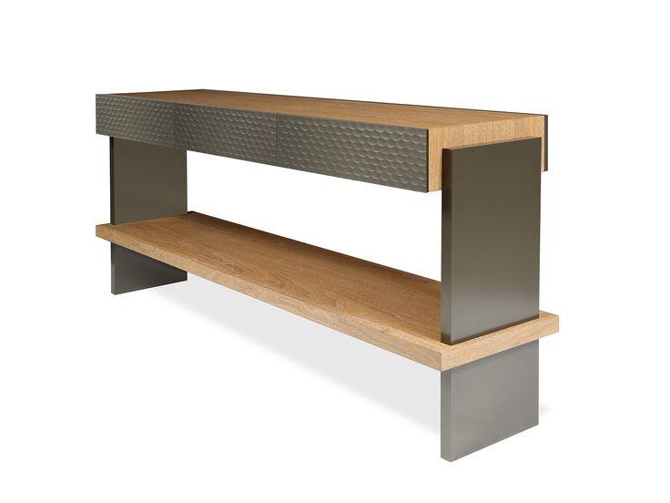 Berman Rosetti   Cachet Console @ De Sousa Hughes. Contemporary Interior  DesignSan CarlosConsole ...