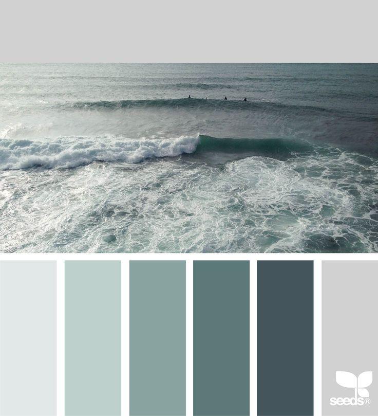 Farbe Sea – #Color #grey #Sea