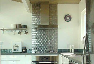 Kitchen splashbacks - Love this !!