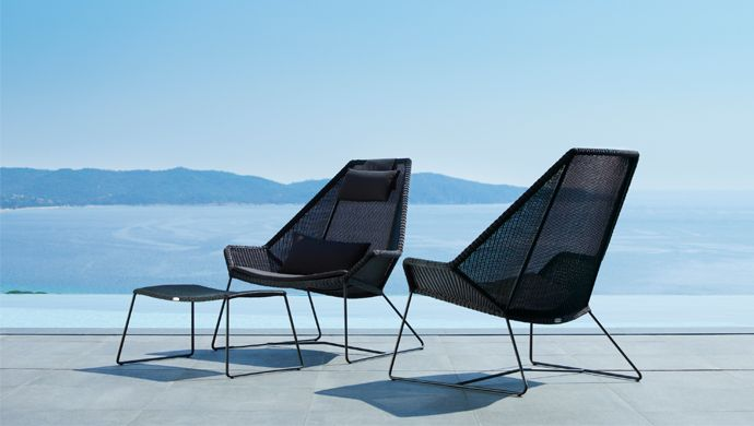 13 best lounge chairs images on pinterest chaise lounge for Outdoor furniture epping
