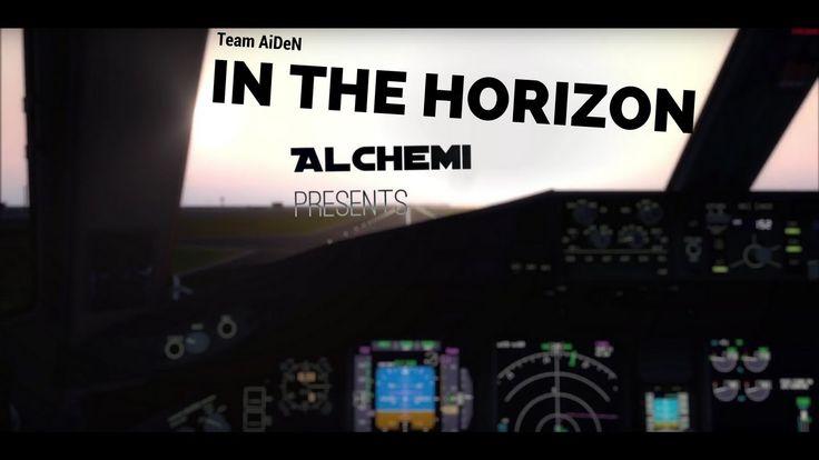 "P3D Short film teaser ""The Horizon"" AiDeN ALCHEMI presents"