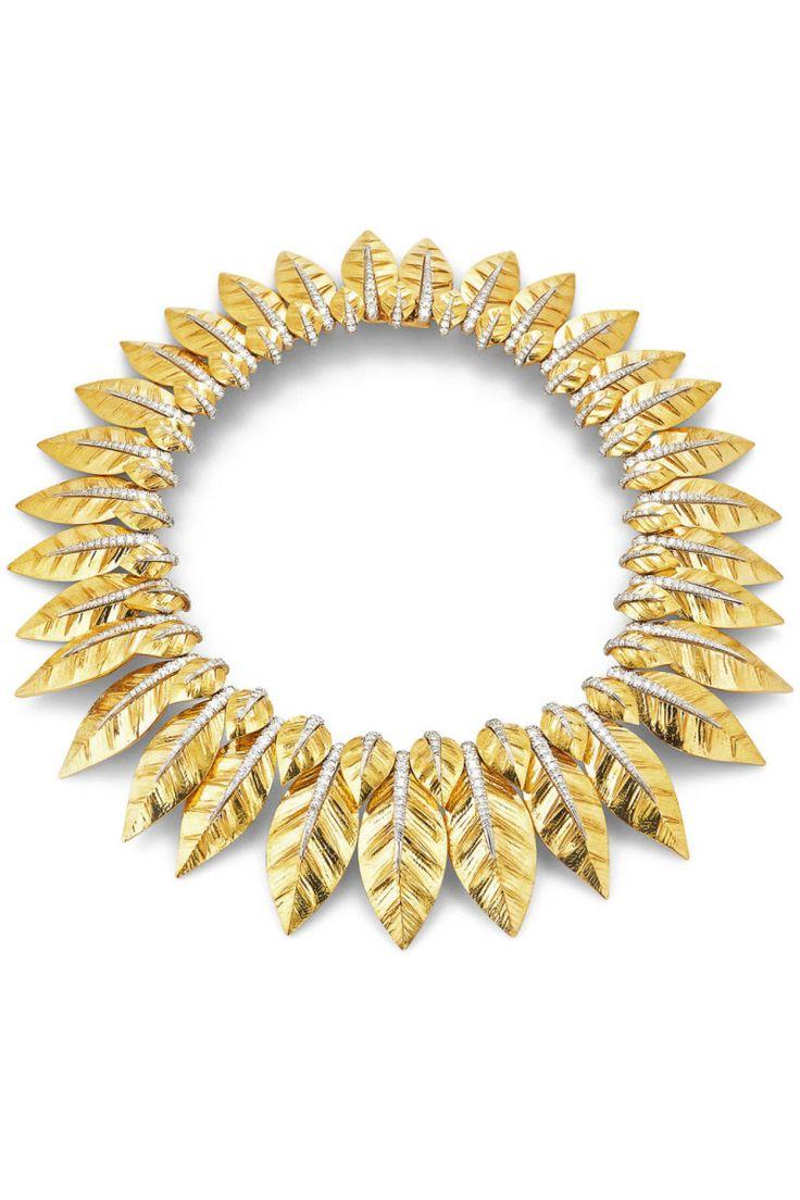 David Webb necklace, via Jewels du Jour