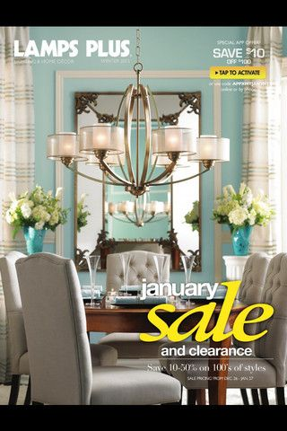 Lamps Plus Lighting & Home Décor Catalog iPhone Screenshot 5 found on AnyKey.Com