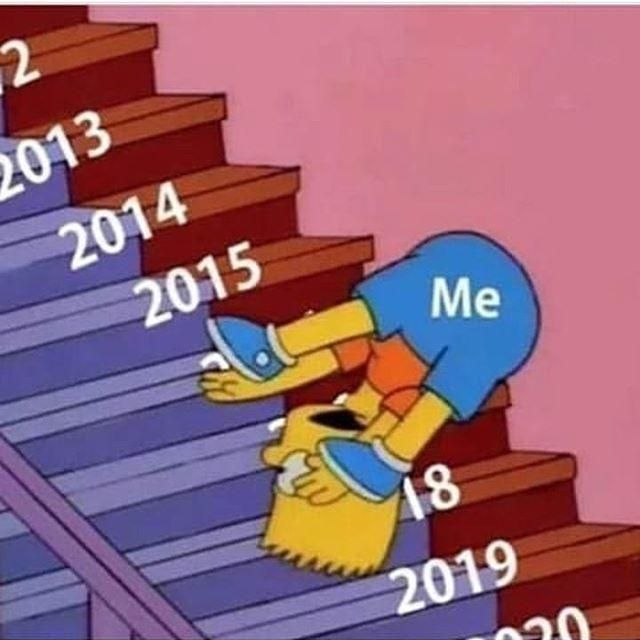 Starting The New Year Like The Simpsons Funny New Years Memes New Year Quotes Funny Hilarious New Year Meme