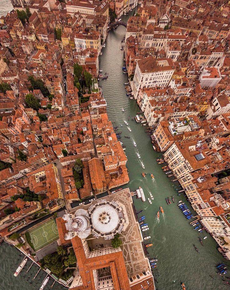 Gran canal, Venecia.