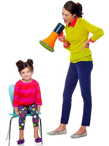 A discussion on proper ways of raising children and teaching them discipline