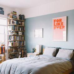 In Queens, Two Art-Lovers Make Room for Baby | Design*Sponge