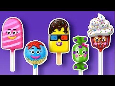 The Finger Family Ice Cream Nursery Rhyme - Vidinterest