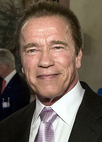 My little homage to Arnold Schwarzenegger for his 70th birthday. Click to read it!