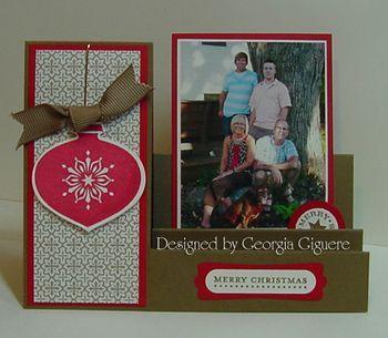 coole Idee mit Familienfoto