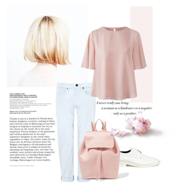 Insider vol. 54 by loreense on Polyvore featuring polyvore, fashion, style, Robert Clergerie, Mansur Gavriel, BCBGMAXAZRIA, clothing and loreensedaily