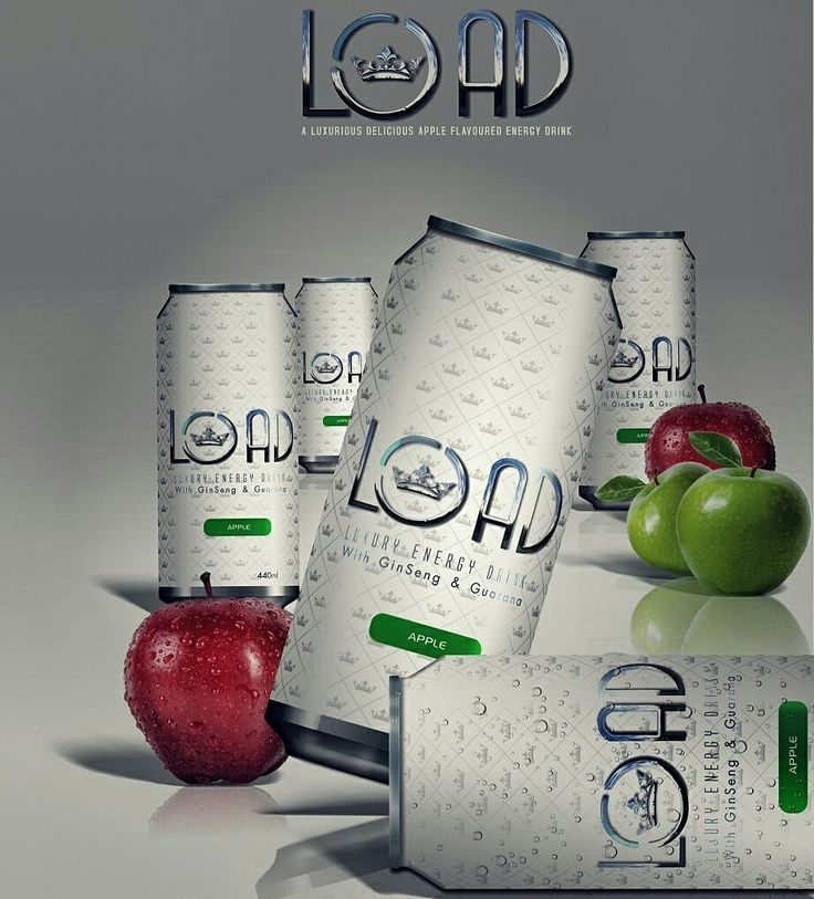 Load Luxury Energy Drink ~ Zulubillionz Beverages