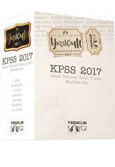 2017 KPSS Genel Kültür Genel Yetenek Konu Anlatımlı Modüler Set Yediiklim Yayınları