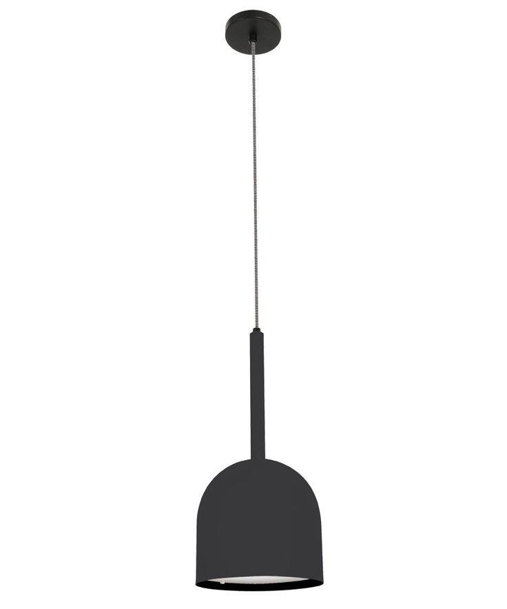 Kooper Pendant in Black