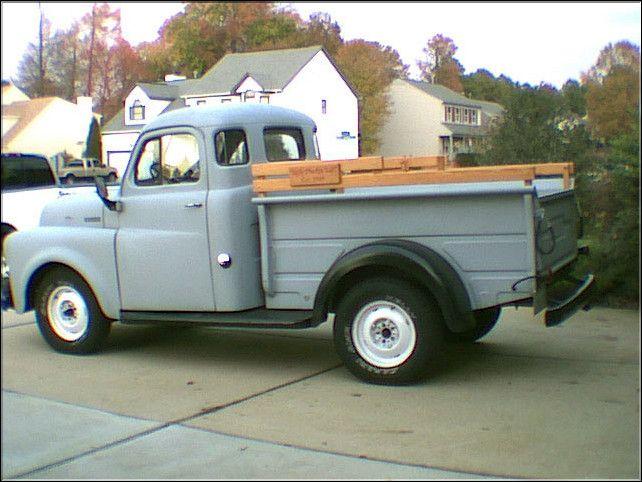 389 Best Images About Desoto Fargo Dodge 1948 1953 On