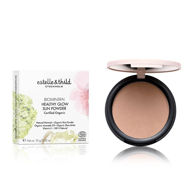 BIOMINERAL Healthy Glow Sun Powder Organic sunpowder  Estelle & Thild