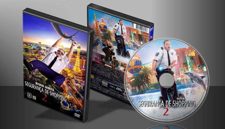 Segurança De Shopping 2 - Capa | VITRINE - Galeria De Capas - Designer Covers Custom | Capas & Labels Customizados