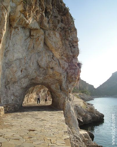 #Arvanitia Promenade, #Nafplio - #Greece