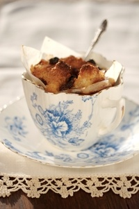Spicy bread-&-butter pudding  from Food from the heart. Courtesy of Lapa Publishers, photo by Adriaan Vorster