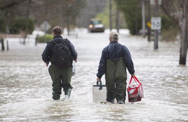 Montreal Flooding: State of Emergency Declared