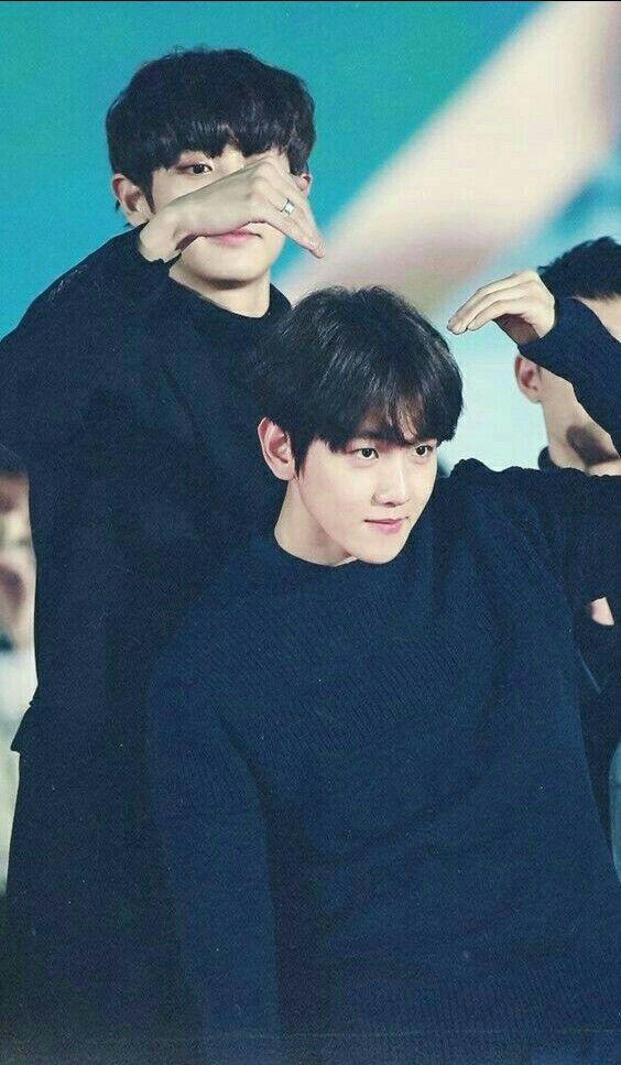 Exo Baekhyun Chanyeol Chanbaek Wallpaper Exo My Kings