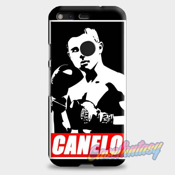 Saul Alvarez Mexico Boxing Champ El Canelo Google Pixel Case | casefantasy