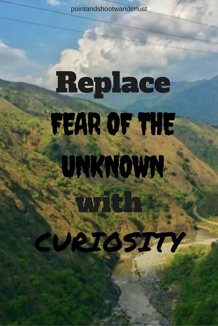 Curiosity Quotes The 25 Best Fear Of The Unknown Ideas On Pinterest  Fear Of The
