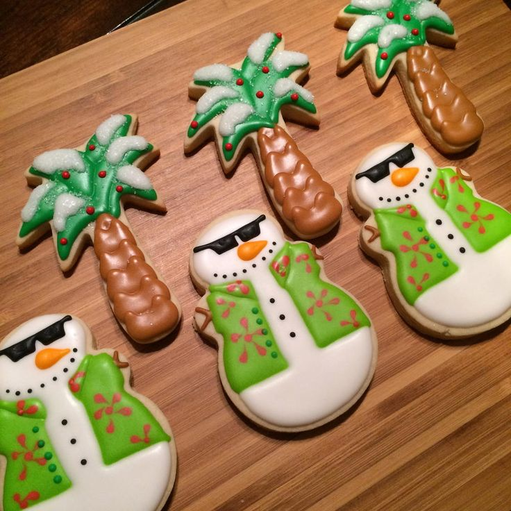 Tropical Christmas | Cookie Connection