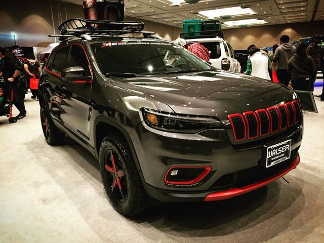 Pickup your parts at your. Knocking down barriers. The first 2019 Jeep Cherokee