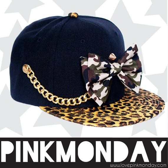Hey, I found this really awesome Etsy listing at http://www.etsy.com/listing/155999160/camo-gold-chain-and-studded-black-and