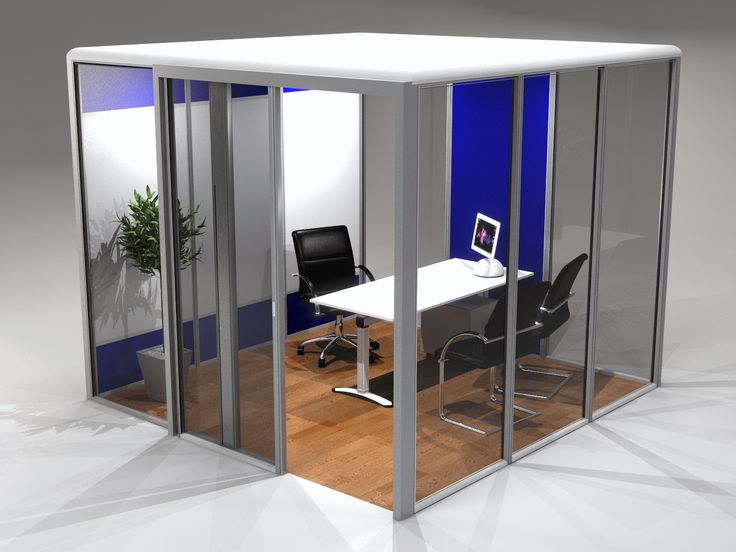Flexible Private Workeeeting Rooms Anywhere Room In A Box Or