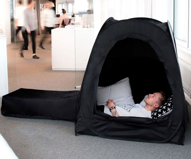 9 best nap pods images on pinterest office spaces for Office nap pod