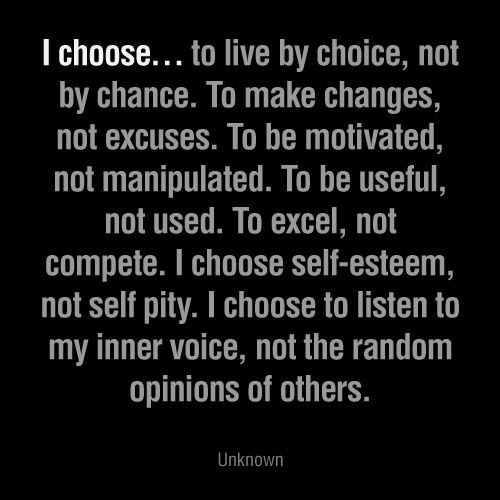 this is perfect since my One Little Word this year is Choose!!