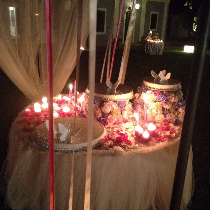 Atmosfera taglio Wedding cake