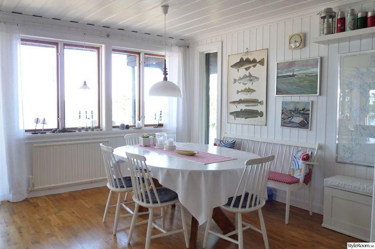köksbord,matplats,stolar,pinnsoffa