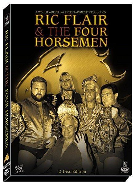 Ric Flair & Arn Anderson - Ric Flair & The Four Horsemen