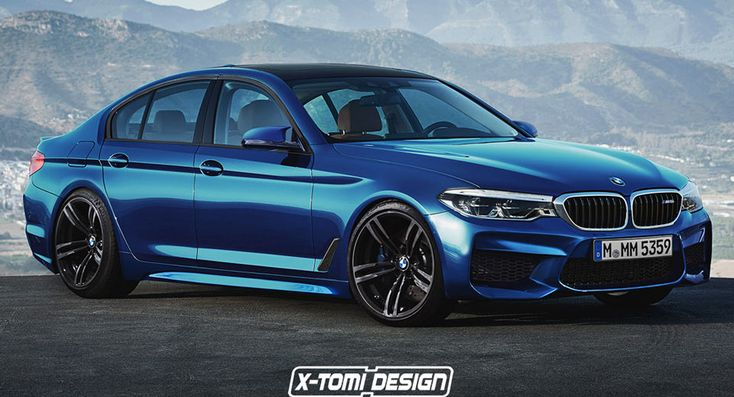 New G30 BMW M5 Rumored To Hit 62mph / 100kph In As Low As 3.5 Sec
