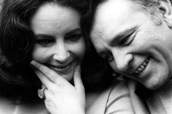 """""""My blind eyes are desperately waiting for the sight of you. You don't realize of course, E.B., how fascinatingly beautiful you have always been, and how strangely you have acquired an added and special and dangerous loveliness."""" —Richard Burton to Elizabeth Taylor, 1964. See more of the Top 10 Famous Love Letters: http://ti.me/wmpXeP"""