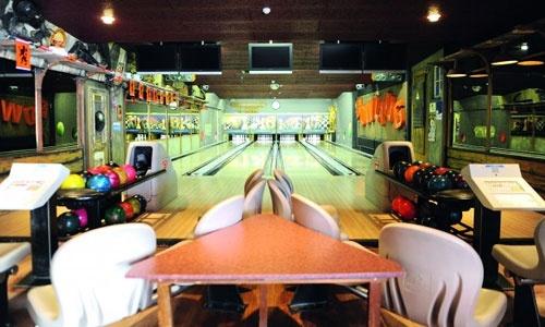 Dukdalf bowlingbanen