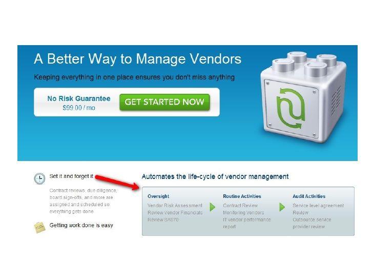Vendor Management Compliance Checklist Manifesto Series In 2020 Management Checklist Compliance