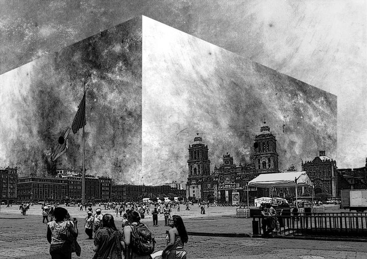 israel lopez balan imagines a monument to fear in mexico city