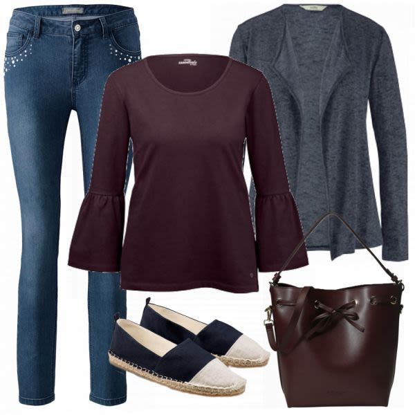 Freizeit Outfits: Tchibo bei FrauenOutfits.de #fashion #fashionista #mode #damen…