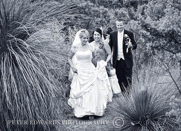 Bush weddings in Western Australia #WA #aussie #outback #country #blackandwhite #photography http://www.peteredwardsphotos.com.au