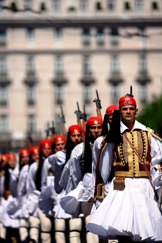 Evzone, Greek Presidential Guard