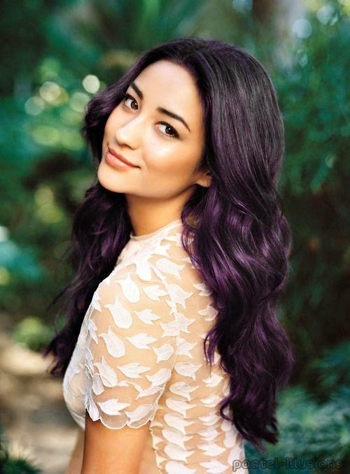 La plus belle couleur de cheveux du monde