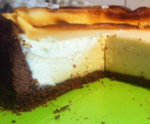Rezept Käseschmandkuchen von ulbjaqueline - Rezept der Kategorie Backen süß